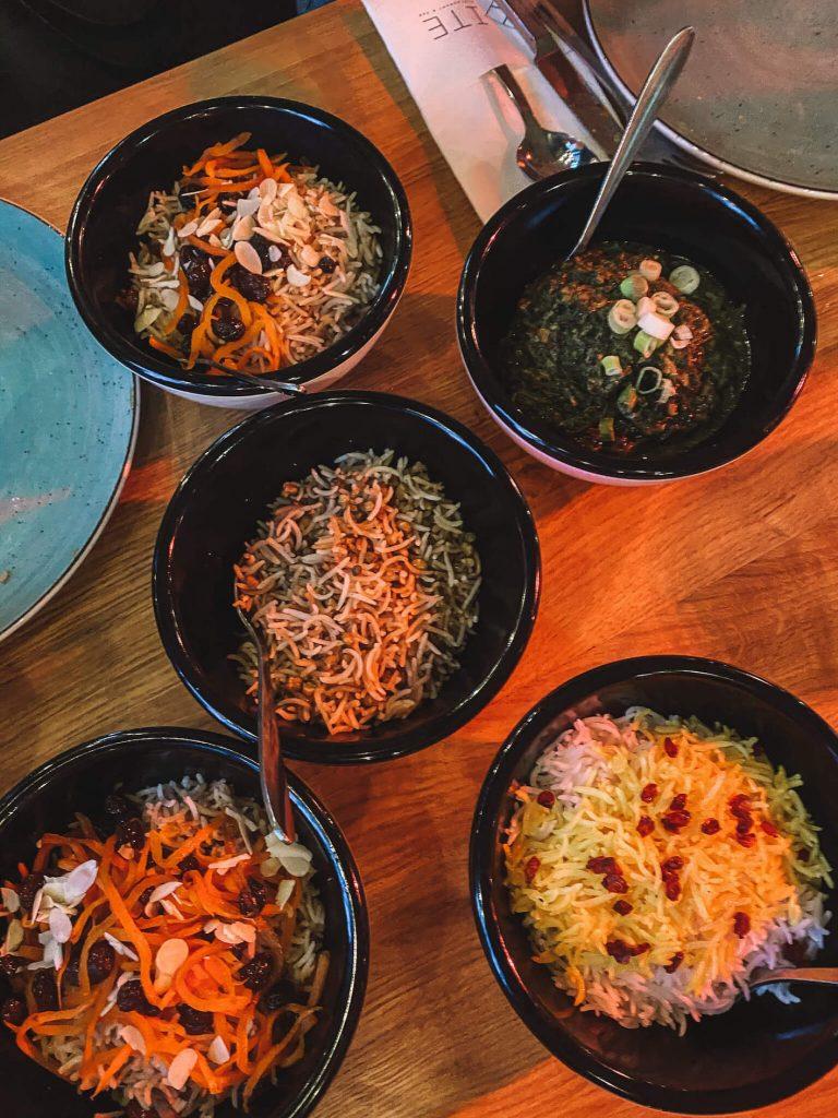 Afghaanse keuken Kite Rotterdam