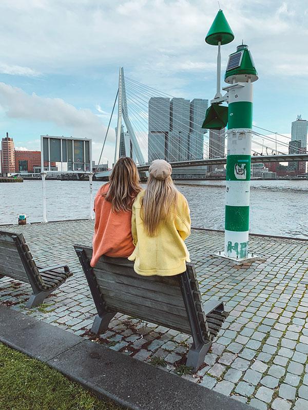 Erasmusbrug Instagram Rotterdam