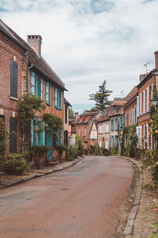 Frankrijk Gerberoy
