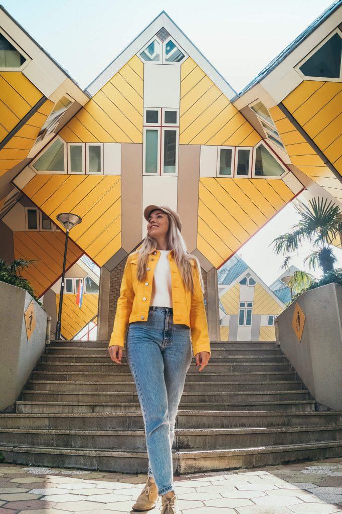 Instagram spots Rotterdam