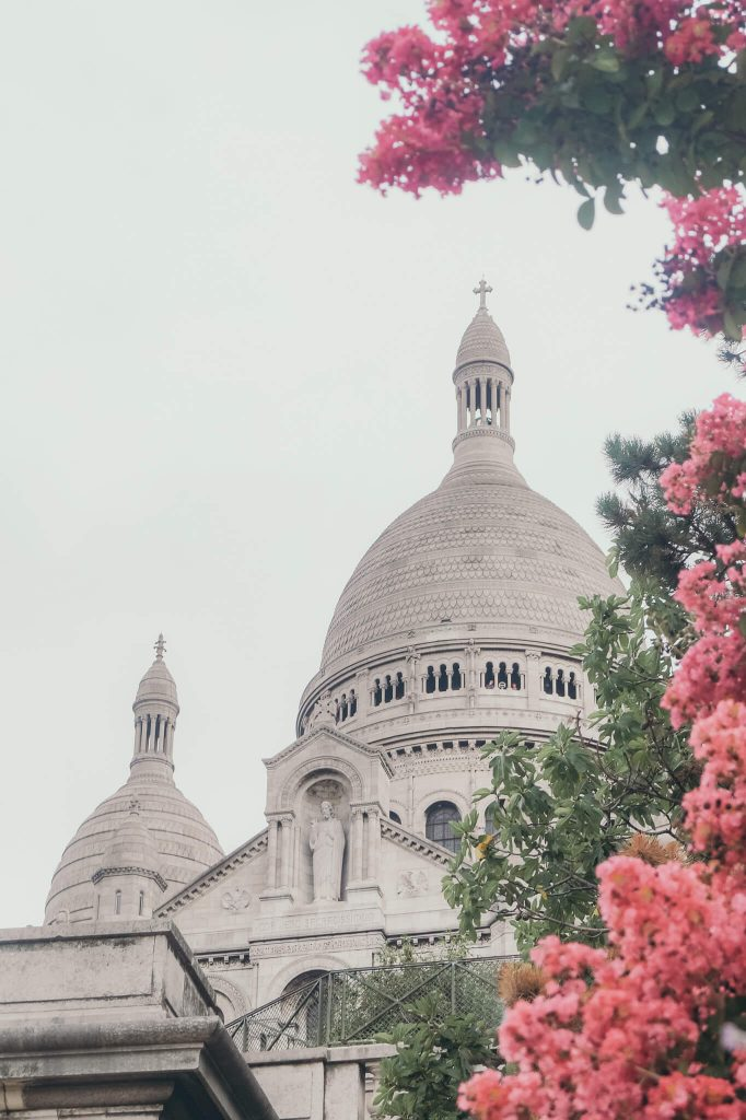 Montmartre sacrecoeur