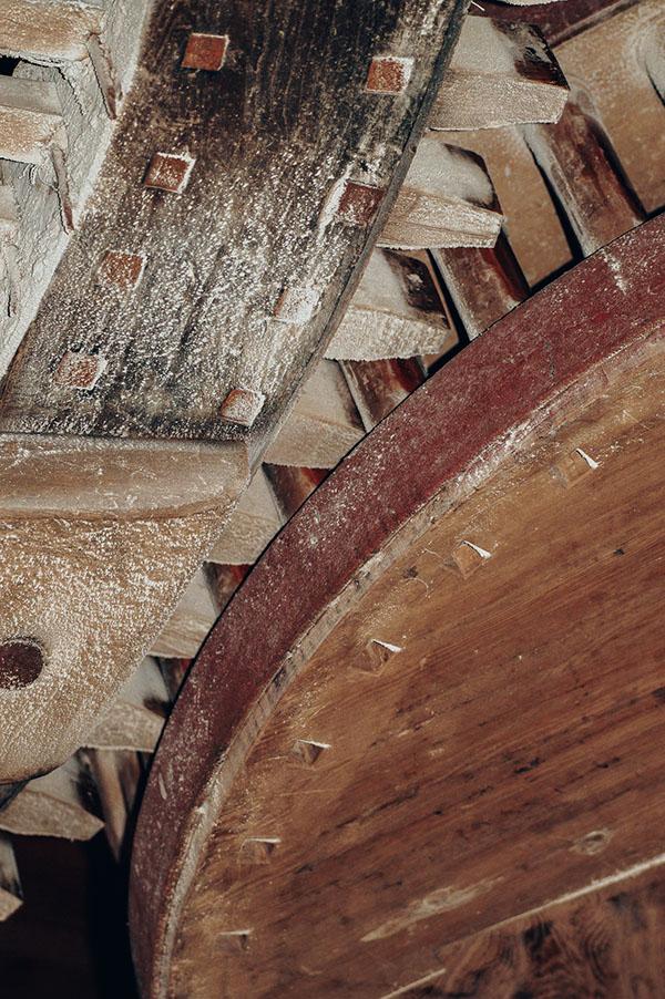 Tandwielen molen