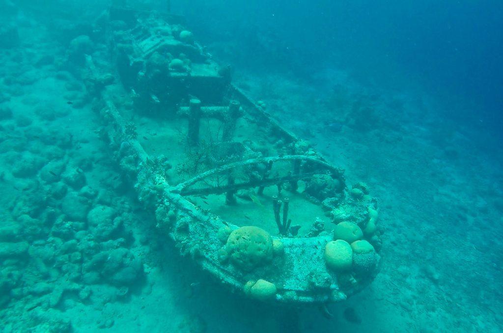 Tug Boat scheepswrak