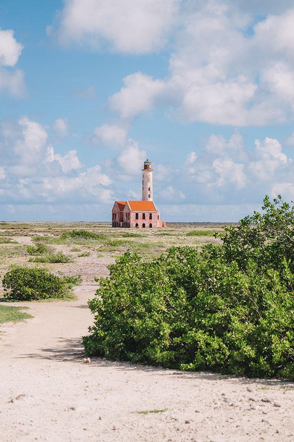 Vuurtoren Klein Curacao