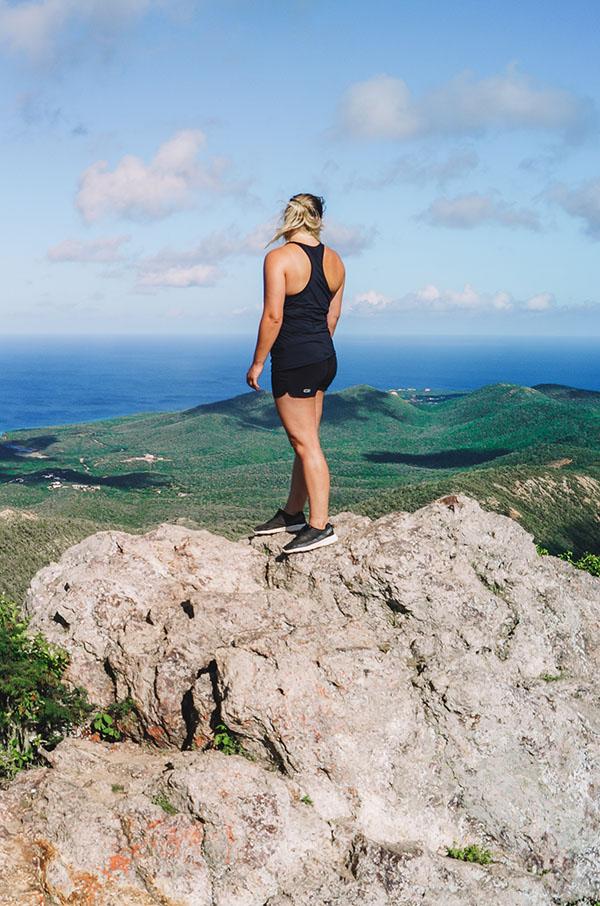 Christoffelberg Curacao top