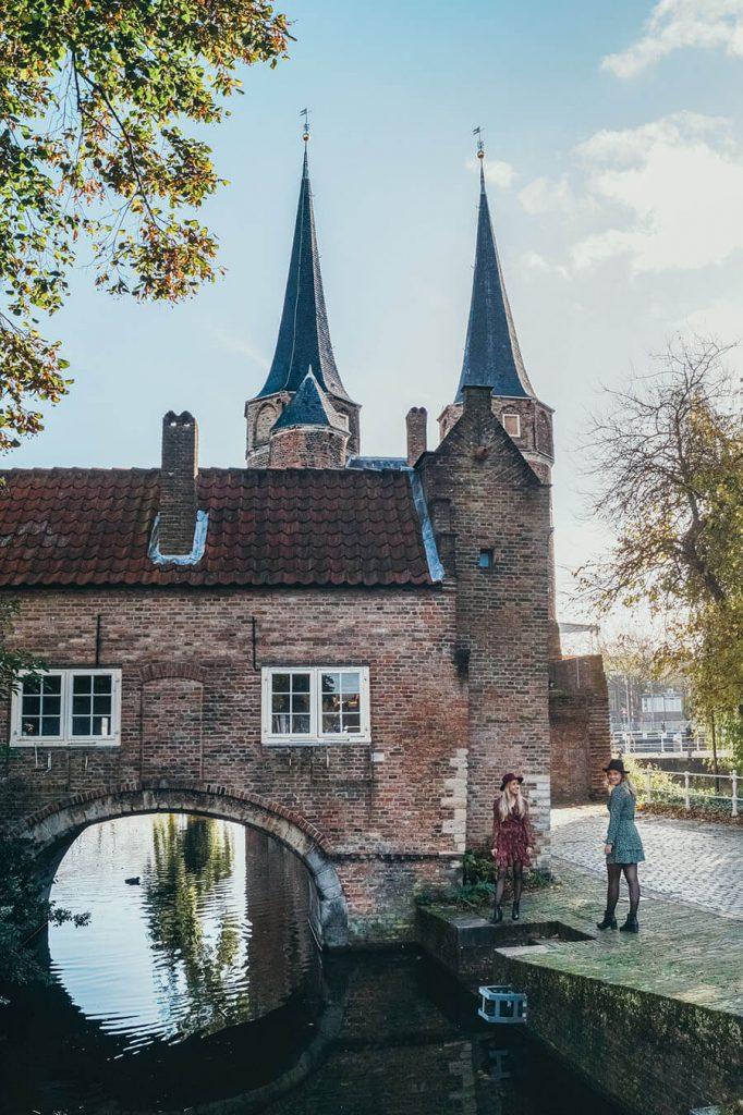 Instagram spots Delft Oostpoort