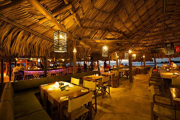 Zanzibar Restaurant Jan Thiel Beach