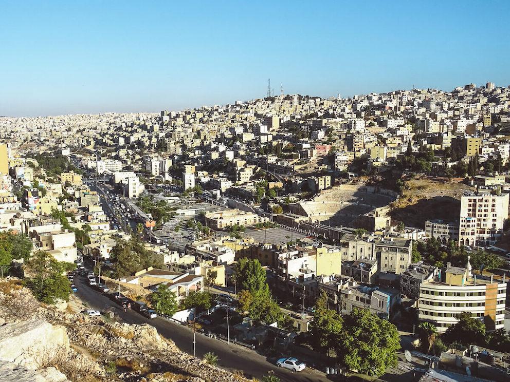 Amman Jordanie