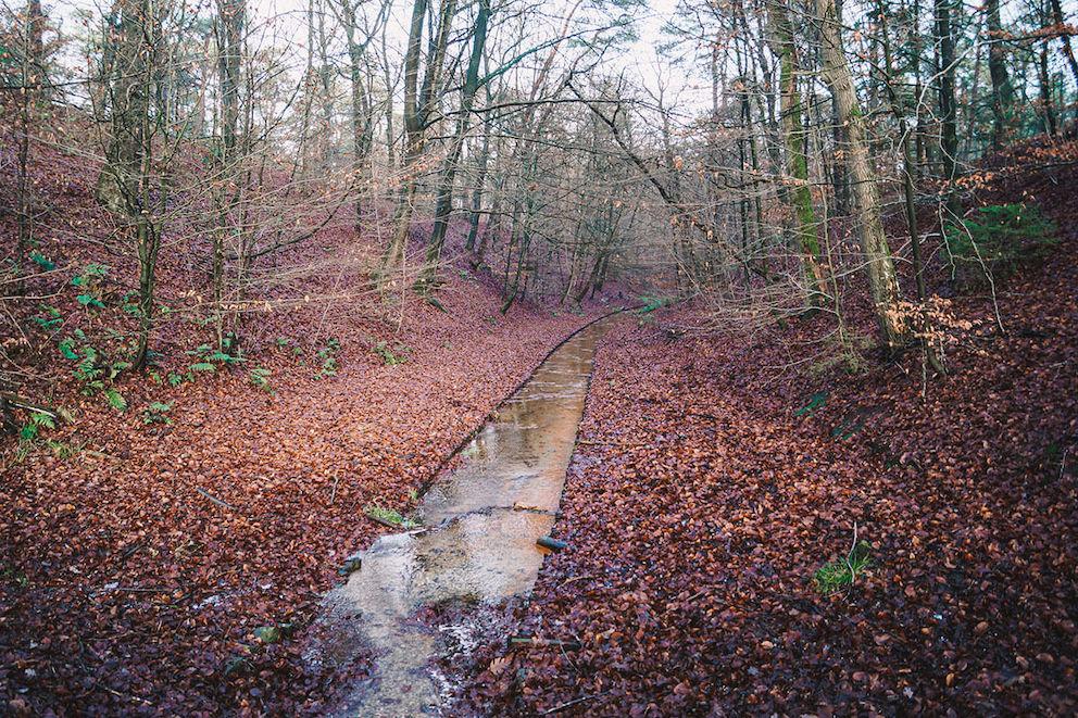 Loenense watervallen veluwe