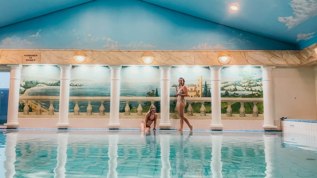 Zwembad Boshoek
