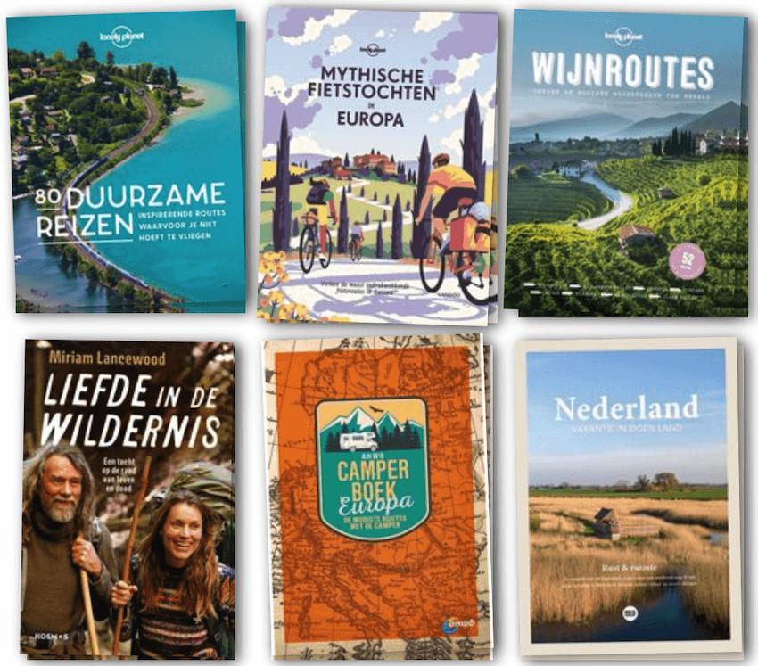 reisboeken kerstcadeaus