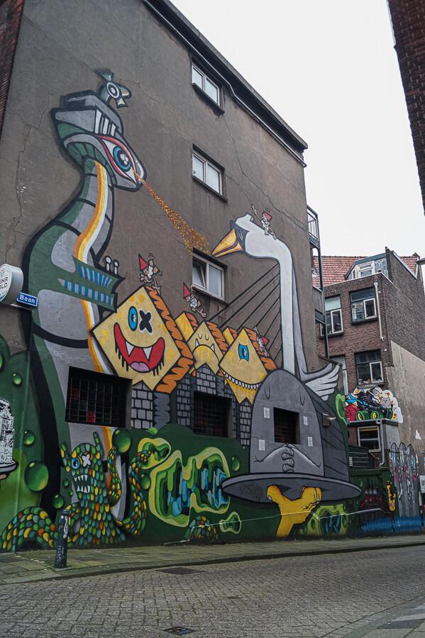Baan, Rotterdam