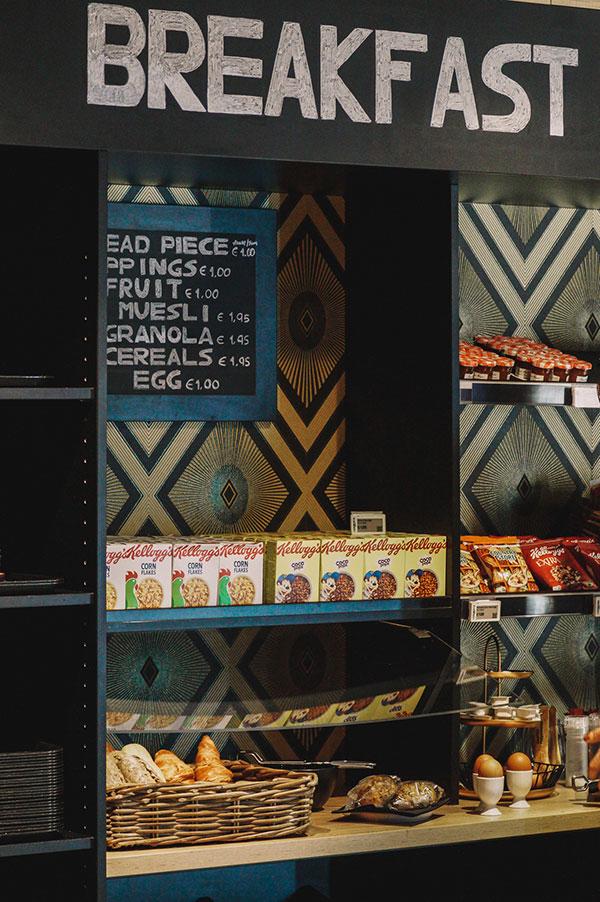 Foodmarket The James