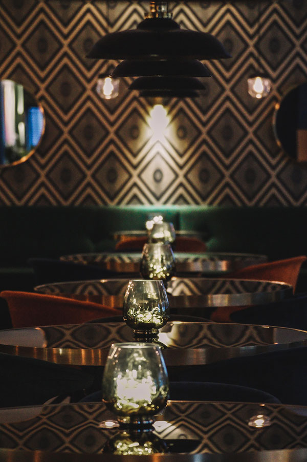 Lounge The James