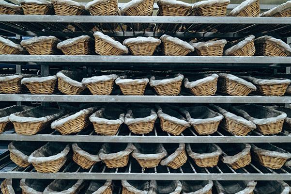 Manden Vlaamsch Broodhuys