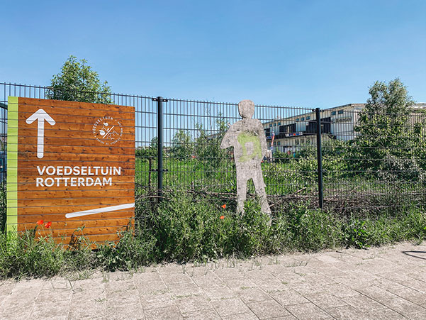 Voedseltuin Rotterdam