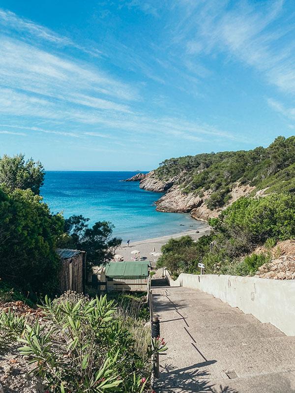Mooiste stranden Ibiza Cala Boix Ibiza