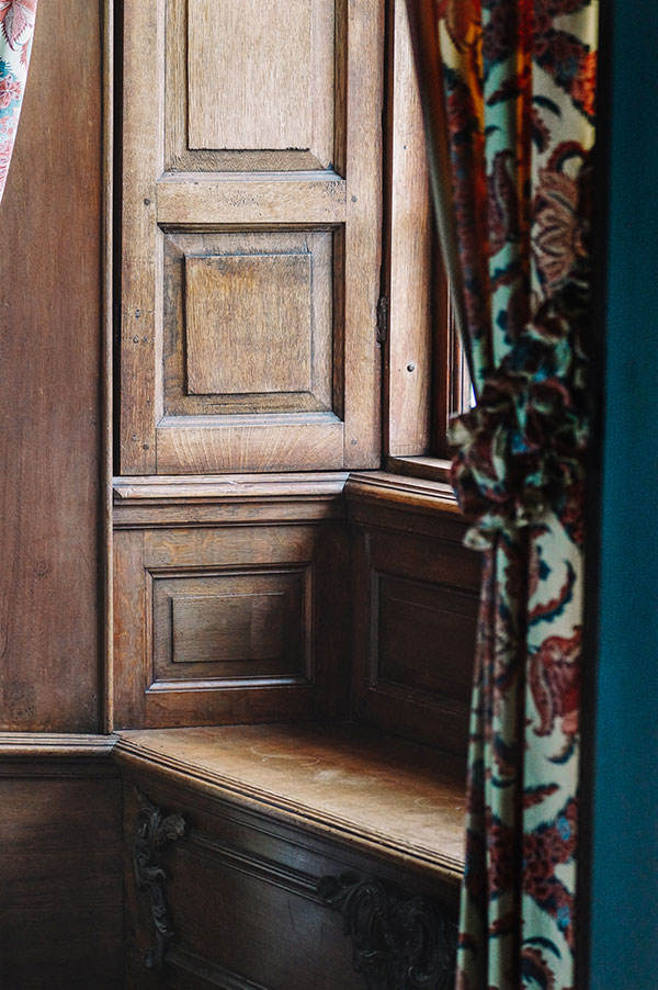 Interieur Kasteel