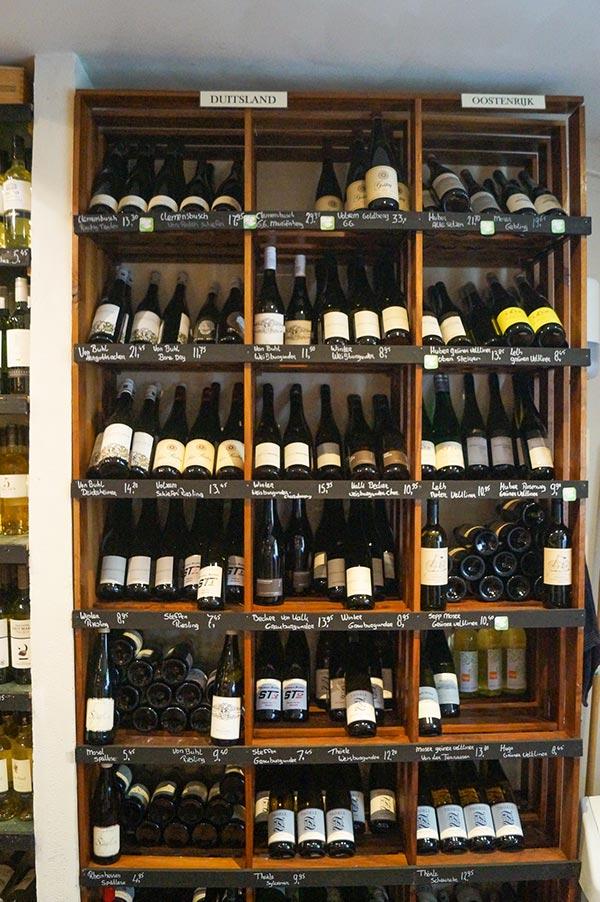 Wijnwinkel Huub Schoonhoven