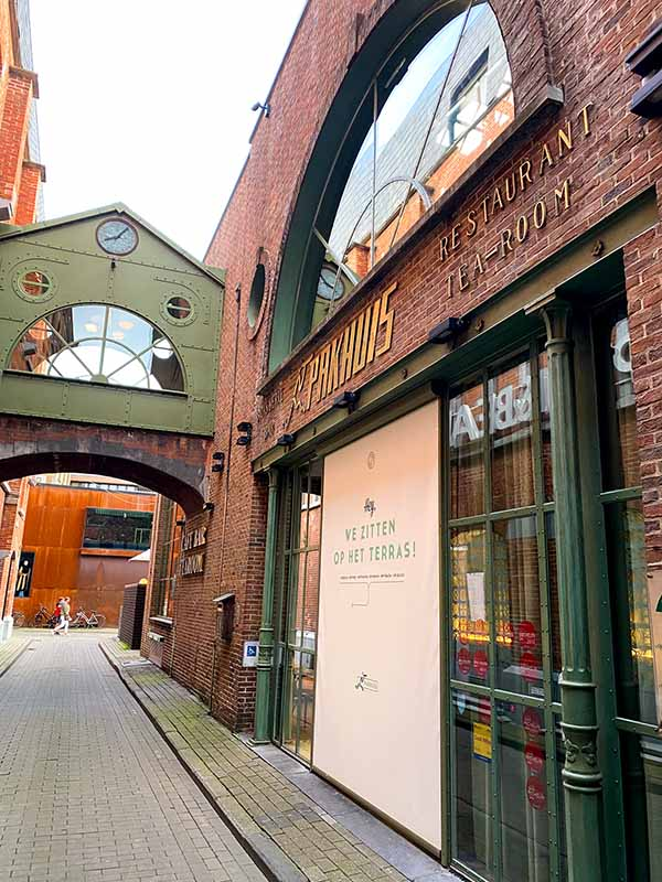 Het Pakhuis Gent
