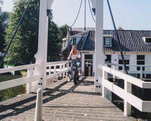 E-fatbike Volendam